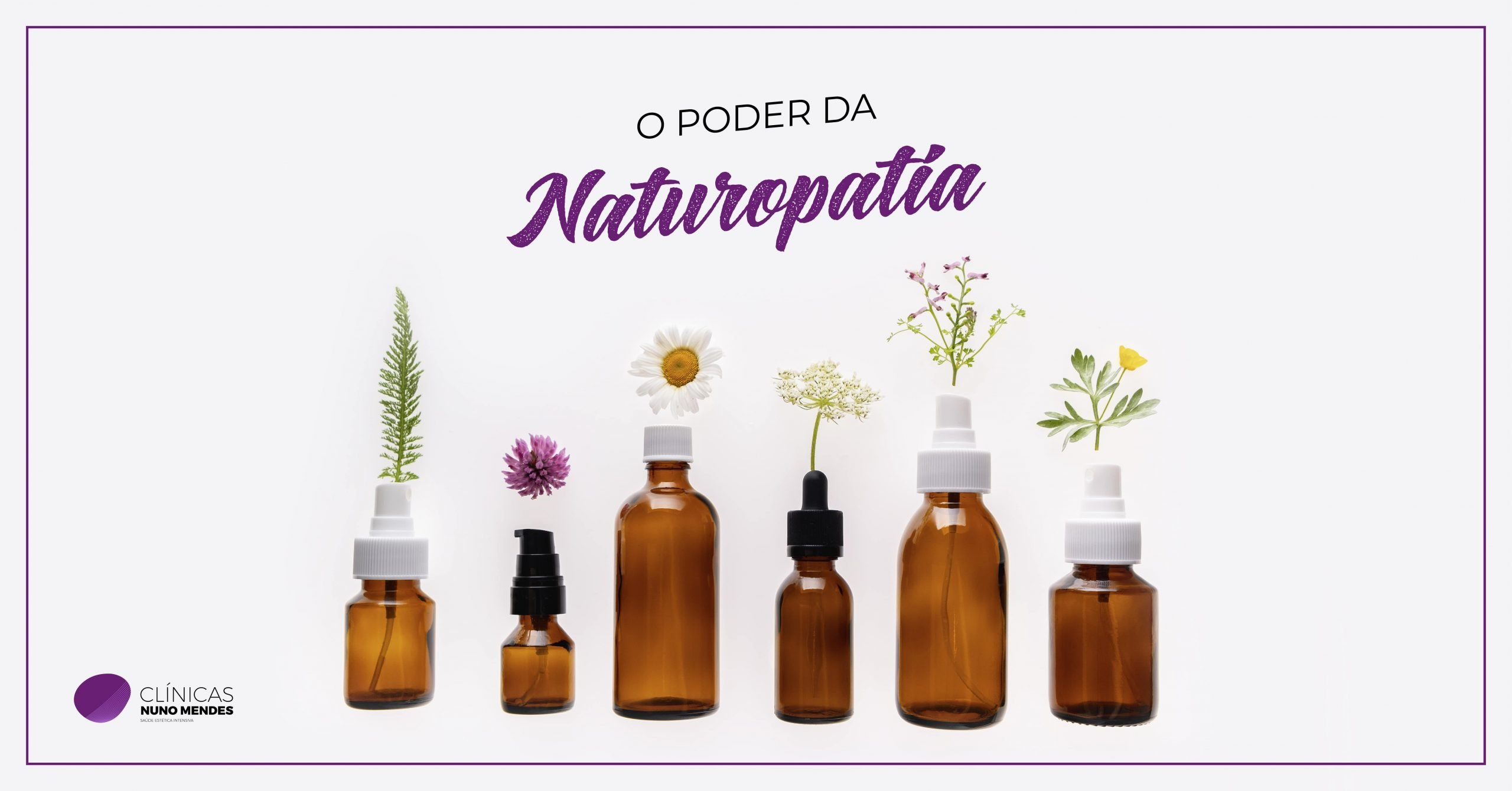 O poder da Naturopatia